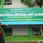 Siswi MMA Mewakili Lomba Da'i Tinggkat Jawa Madura Di Tebuireng